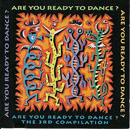 "Are You Ready To Dance? 12"" collection - Used CD (various) Rozalla, Cover Girls, Shamen, Deep Forest +"