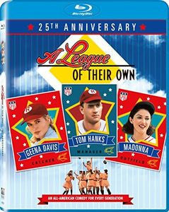 A League of Their Own -25th Anniversary Edition Blu-ray