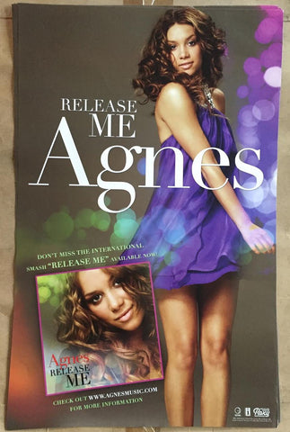 Agnes - Promo Poster