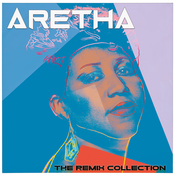 Aretha Franklin REMIX Collection CD