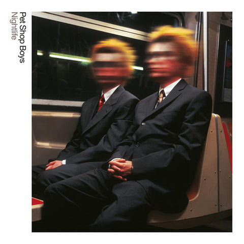 Pet Shop Boys - Nightlife/Further Listening: 1996-2000 - Triple CD Album (PRE-ORDER)