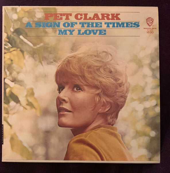Patula Clark - A Sign Of The Times My Love - Original LP VINYL - used