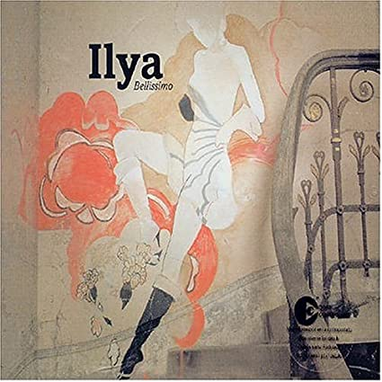 ILYA - Ballissimo - REMIX CD single (Import) Used