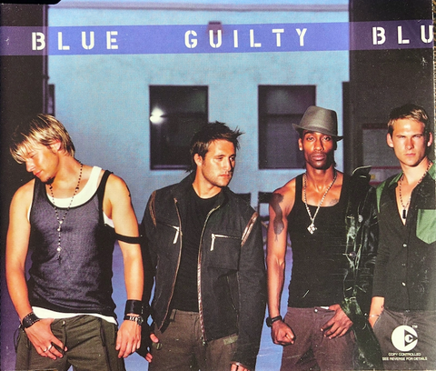 Blue - Guilty - Used CD Single