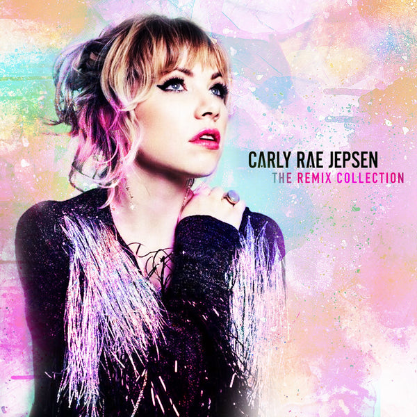 Carly Rae Jepsen - The REMIX Collection CD (DJ)