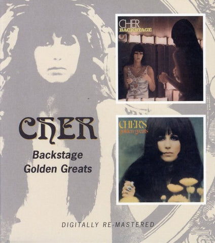 CHER - Backstage / Golden Hits of Cher [Import] CD Remastered