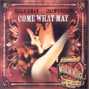 Moulin Rouge - Come What May CD single (Used)