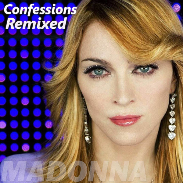 MADONNA Confessions Remixed CD