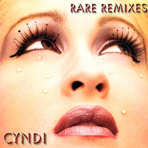 Cyndi Lauper - Unreleased Rare REMIXES (Vol. 1) DJ CD