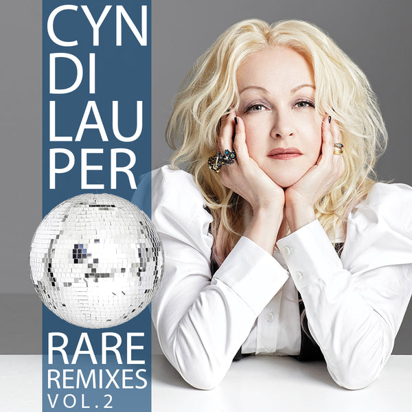 Cyndi Lauper - Rare Remixes vol.2  (Import CD)