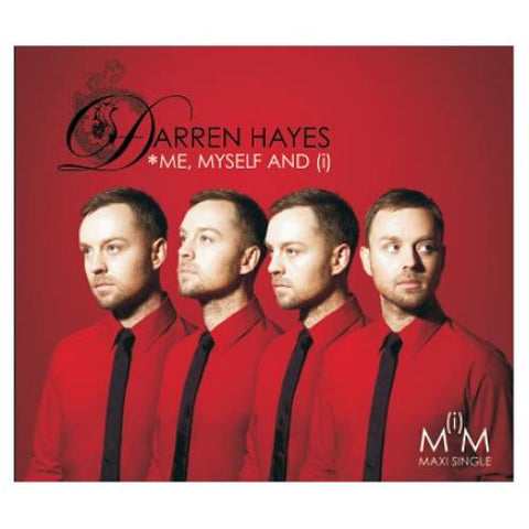 Darren Hayes - Me, Myself and (i) CD single _ new/opened.