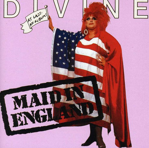 DIVINE - Made In England (remastered & expanded Import CD) w/ Remixes