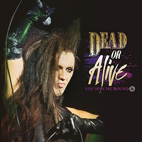"Dead Or Alive - You Spin Me Round ""Special EP"" Import CD single - new"