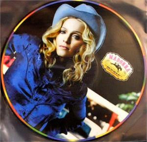 Madonna - Music Picture Disc (2003) LP Vinyl