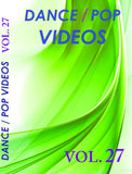 Dance / POP Videos vol. 27 (DVD NTSC)