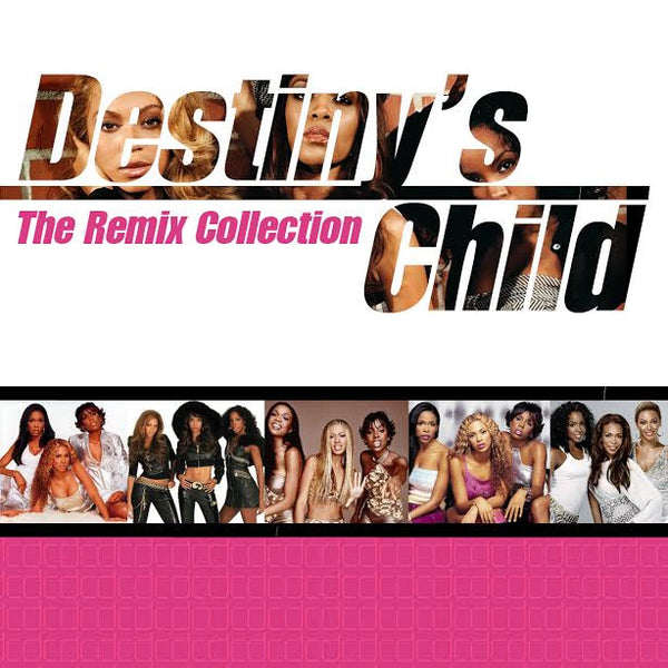 Destiny's Child - Remix Collection / Beyonce CD (SALE)