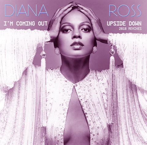 Diana Ross - I'm Coming Out / Upside Down 2018 (DJ CD Single)