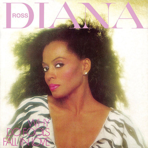 Diana Ross - Why Do Fool Fall In Love (Expanded Edition + Bonus Mixes) CD