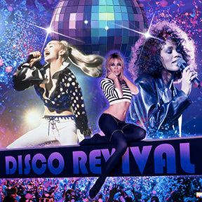 Disco Revival 2021 (Various Artist) DJ CD  (Sale)