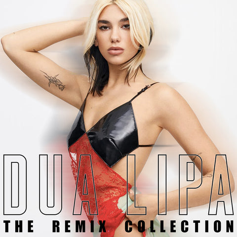 Dua Lipa - The REMIX Collection (Limited Edition 2CD set) 31 remixes