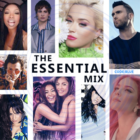 The Essential Mix: CODE BLUE (Various artist) continuous DJ Mix CD