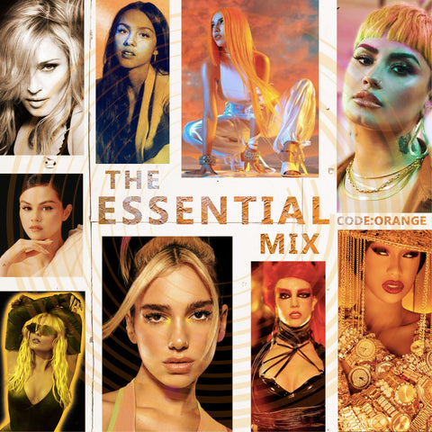 The Essential Mix - Code: Orange (Various)  DJ series continuous Mix CD