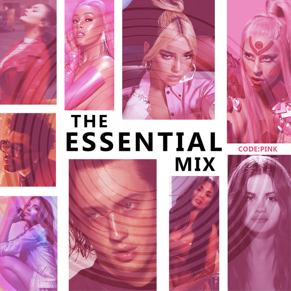 The Essential Mix : Code PINK (Continuous) Various artist - DJ CD