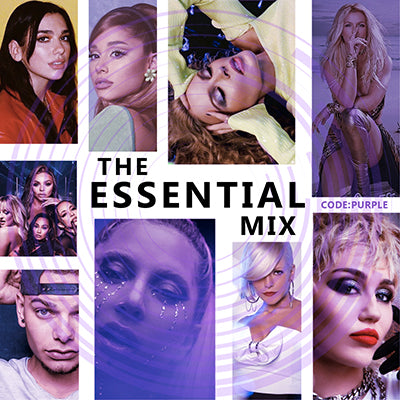 The Essential Mix - CODE PURPLE (Various) DJ CD
