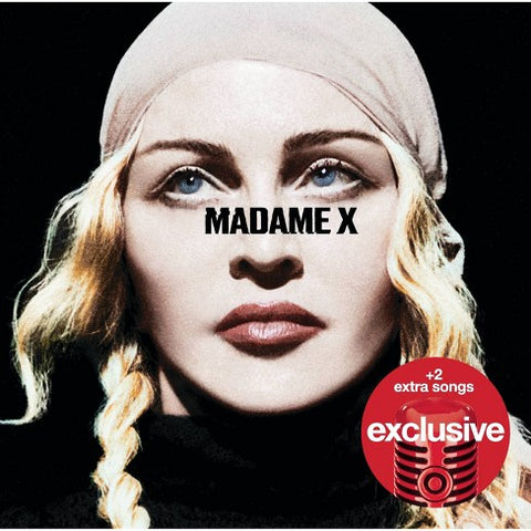 Madonna - Madame X Deluxe CD + 2 bonus tracks (New)