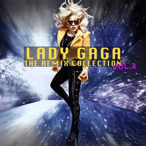 Lady GAGA - The Remix Collection Vol. 2 CD