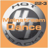 Hot Tracks - Mainstream Dance 22-3 CD (Used)