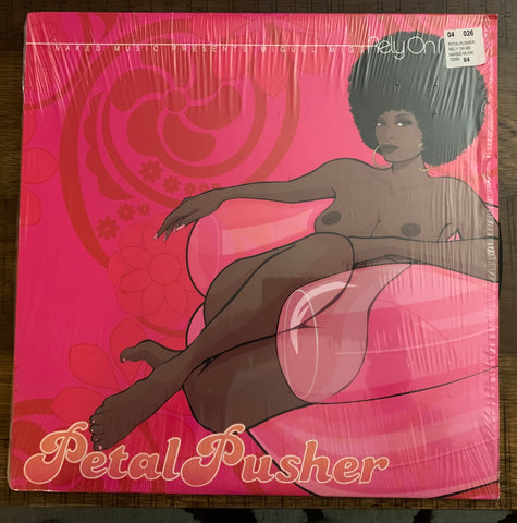 "Miguel Migs - Petal Pusher 'Rely On Me'  12"" Vinyl (Naked Music)"