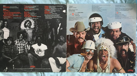 Village People - 2 Used LP VINYL Records