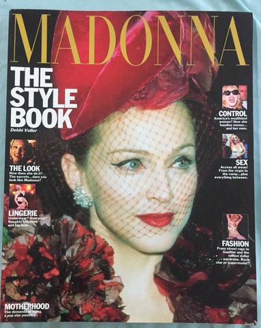 Madonna The Style Book  (1999)