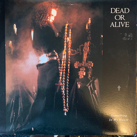 "Dead Or Alive - Something In My House (US 12"" LP VINYL ) Used"