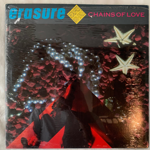 "Erasure - Chains Of Love (US 12"" LP VINYL) Used"
