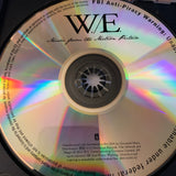 W./E. - Music from the Motion Picture PROMO EDITION CD (Madonna) W.E.