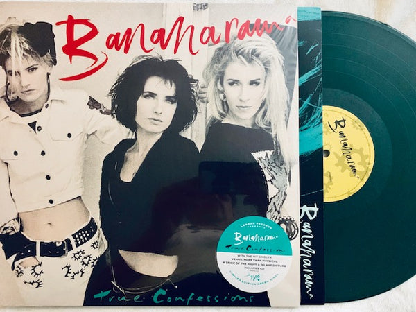 Bananarama - True Confessions (GREEN VINYL) Import LP