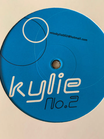 "Kylie Minogue - In Your Eyes (promotional DJ 12"" Vinyl)"