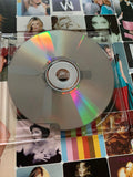 Madonna -  Import GHV2 Promo picture disc CD w/ gatefold booklet - Used