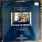 "Bangles ‎- Walking Down Your Street ""Remix""  Single - USED 12"" LP Vinyl"