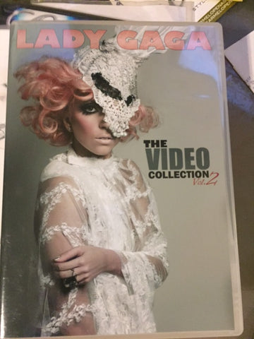 Lady GAGA - Video Collection vol.2  DVD