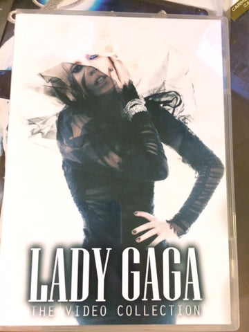 Lady GAGA - Videos & LIVE Collection vol.1  DVD