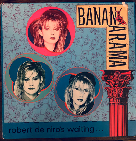 "Bananarama  - Robert De Niro's Waiting Used 12"" LP Vinyl"