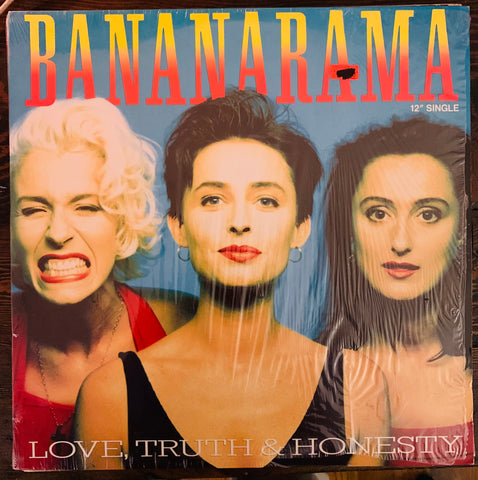 "Bananarama  - Love, Truth & Honesty  Used 12"" LP Vinyl"