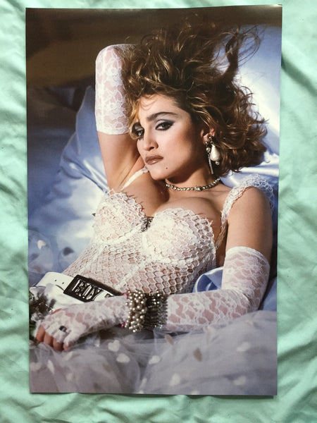 Madonna - Like A Virgin 11x17 Poster