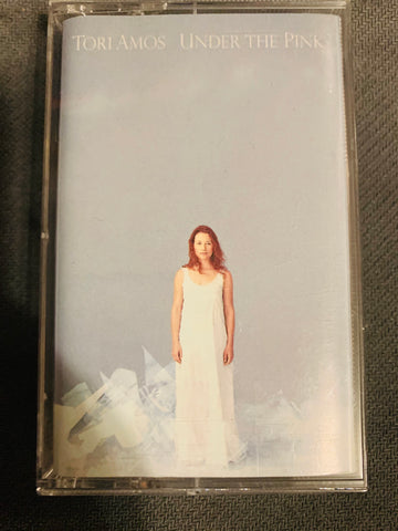 Tori Amos -Under The Pink- Audio Cassette - used