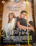 The Next Best Thing -  Madonna and Rupert Everett Subway Film Promo Poster 48X70