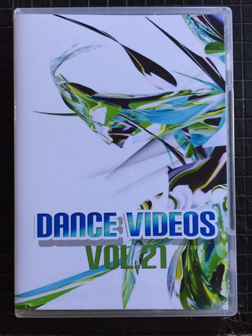 Dance Videos vol. 21  DVD (NTSC)