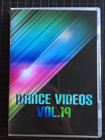 Dance Videos vol. 19  DVD (NTSC)